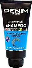 Parfumuri și produse cosmetice Șampon anti-mătreață - Denim Anti-Dandruff Shampoo