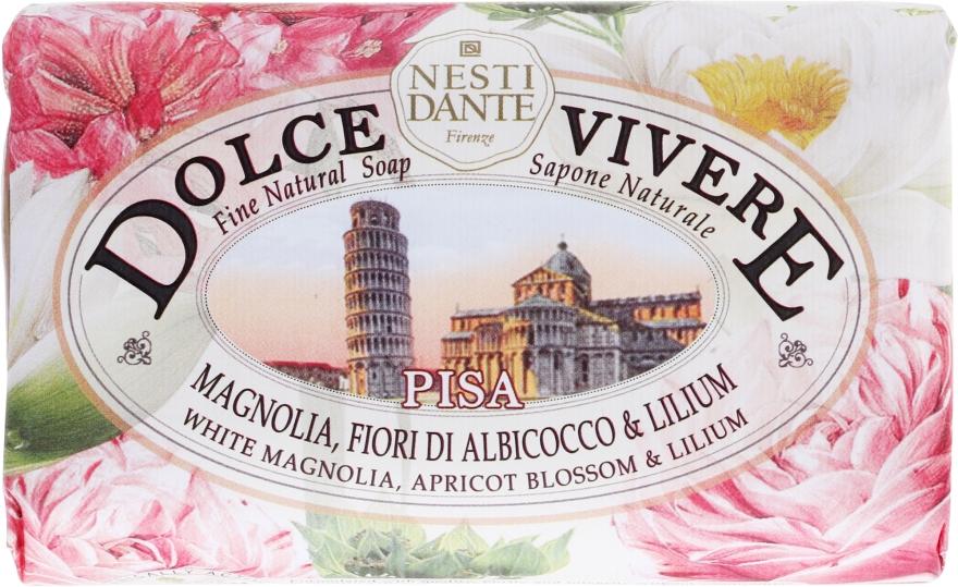 "Săpun ""Pisa"" - Nesti Dante Dolce Vivere Pisa — Imagine N1"