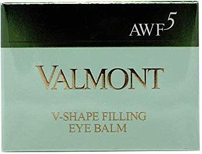 Balsam antirid pentru zona din jurul ochilor - Valmont V-Shape Filling Eye Balm — Imagine N2