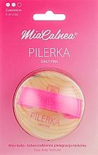 Parfumuri și produse cosmetice Răzătoare pentru picioare, rotundă - MiaCalnea Pilerka Daily Pink