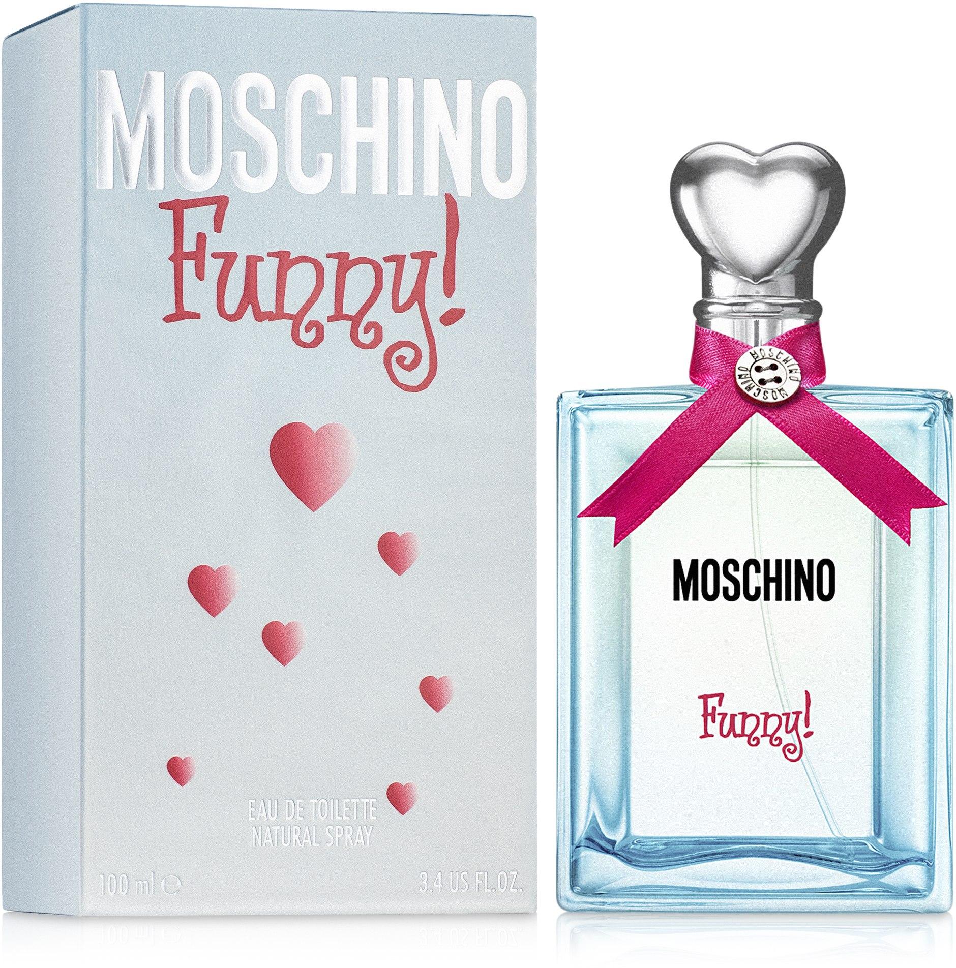 Moschino Funny - Apă de toaletă — Imagine 100 ml
