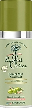 Parfumuri și produse cosmetice Cremă de noapte cu ulei de măsline - Le Petit Olivier Face Cares With Olive Oil