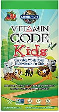 Parfumuri și produse cosmetice Vitamine pentru copii - Garden of Life Vitamin Code Kids