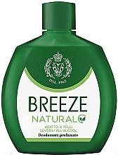 Parfumuri și produse cosmetice Breeze Deo Squeeze Natural Essence - Deodorant pentru corp
