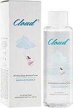 Parfumuri și produse cosmetice Tonic pentru față - Cloud9 All Alive Moisture Toner