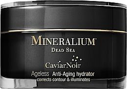 Parfumuri și produse cosmetice Cremă hidratantă cu extract de icre negre - Mineralium Caviar Noir Anti-Aging Hydrator