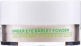 Parfumuri și produse cosmetice Pudră de orz pentru pielea din zona ochilor - Ecocera Under Eye Barley Powder