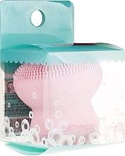 Parfumuri și produse cosmetice Perie din silicon pentru curățarea feței - Etude House My Beauty Tool Exfoliating Jellyfish Silicone Brush