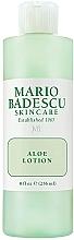 Parfumuri și produse cosmetice Loțiune cu aloe vera pentru corp - Mario Badescu Aloe Lotion