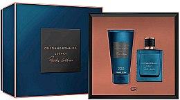 Parfumuri și produse cosmetice Cristiano Ronaldo Legacy Private Edition - Set (edp 50ml + sh/gel 150ml)
