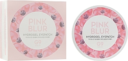 Parfumuri și produse cosmetice Patch-uri de hidrogel - G9Skin Pink Blur Hydrogel Eyepatch