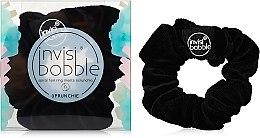 Parfumuri și produse cosmetice Elastic pentru păr, negru - Invisibobble Sprunchie True Black