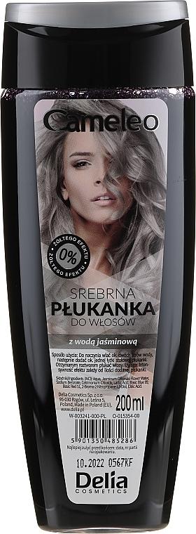 Nuanțator pentru părul blond-decolorat - Delia Cosmetics Cameleo