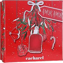 Parfumuri și produse cosmetice Cacharel Amor Amor - Set (edt/30ml + b/lot/50ml)