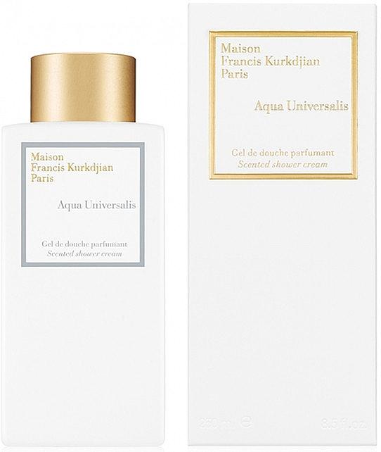 Maison Francis Kurkdjian Aqua Universalis - Cremă de duș — Imagine N1