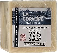 Parfumuri și produse cosmetice Săpun - La Corvette Savon de Marseille Extra Pur