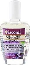 Parfumuri și produse cosmetice Ulei de față și corp din semințe de struguri - Nacomi Natural