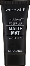 Parfumuri și produse cosmetice Bază de machiaj - Wet N Wild Coverall Primer Base De Teint E850