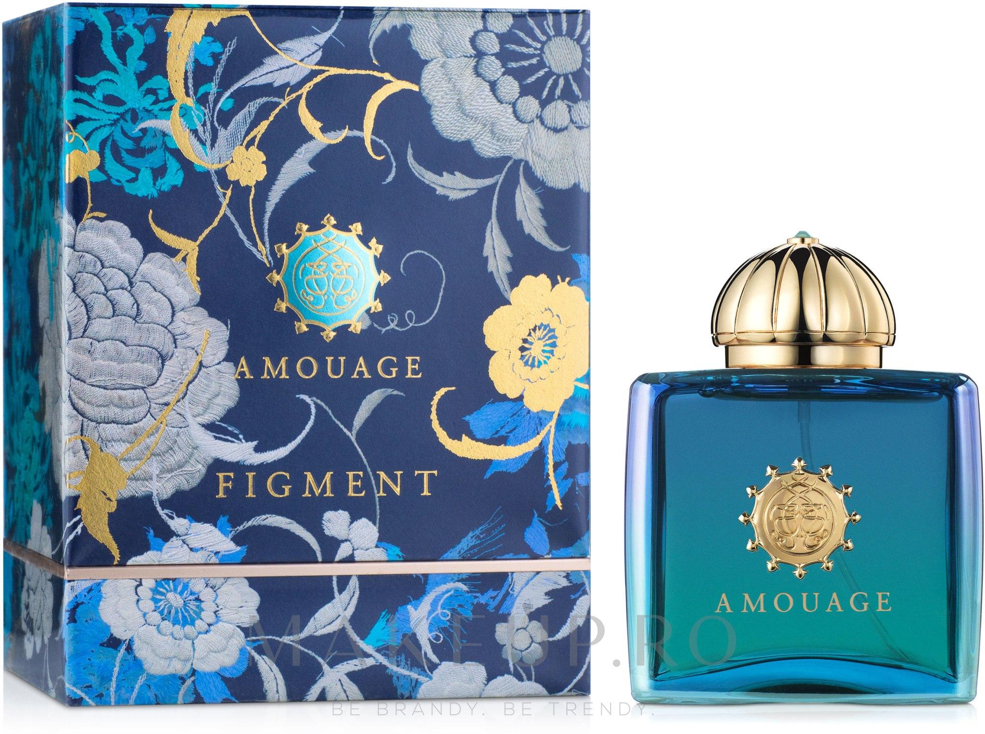 Amouage Figment Woman - Apă de parfum — Imagine 100 ml