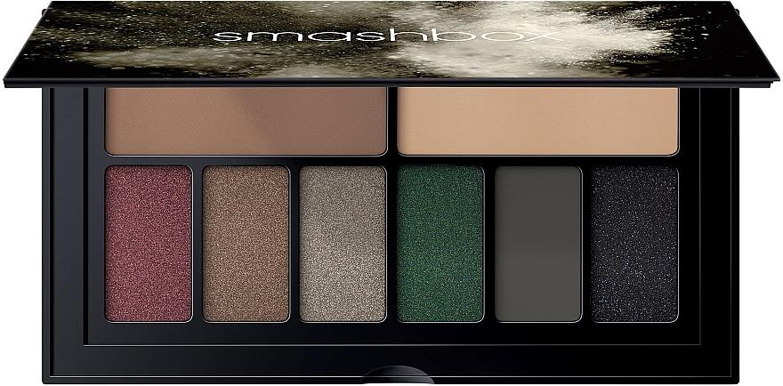 Paletă farduri de ochi - Smashbox Cover Shot Eye Palettes Smoky — Imagine N1