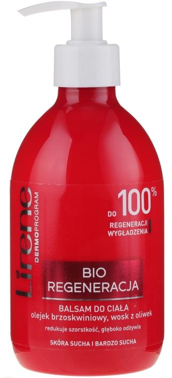 "Balsam de corp ""Regenerare 100%"" - Lirene Regenerating Body Balm — Imagine N1"