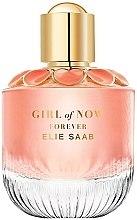 Parfumuri și produse cosmetice Elie Saab Girl Of Now Forever - Apă de parfum (mini)