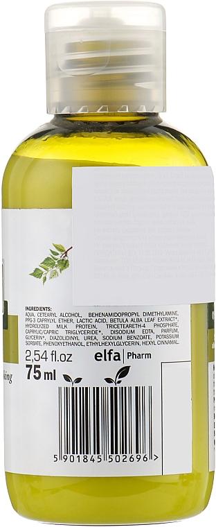 Balsam de păr cu extract de mesteacăn - O'Herbal — Imagine N2