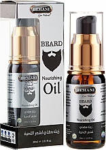 """Parfumuri și produse cosmetice Ulei pentru barbă - Hemani Oh Mah Beard Ambra Beard Oil """"Naturalny"""""""
