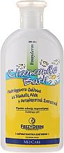 Spumă de baie cu extract de mușețel pentru bebeluși - Frezyderm Baby Chamomile Bath — Imagine N1