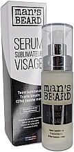 Parfumuri și produse cosmetice Ser de față - Man's Beard Serum Sublimateur Visage