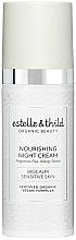 Parfumuri și produse cosmetice Cremă hidratantă de noapte - Estelle & Thild BioCalm Nourishing Night Cream