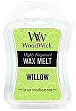 Parfumuri și produse cosmetice Ceară aromată - WoodWick Wax Melt Willow