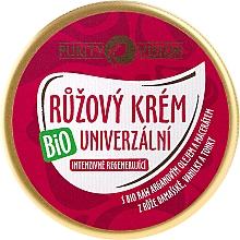 Parfumuri și produse cosmetice Cremă cu extract de trandafir și efect revitalizant pentru față - Purity Vision Rose Cream