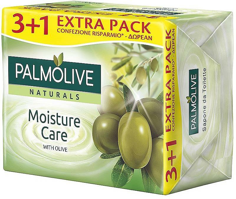 """Săpun """"Măsline și Lapte"""" - Palmolive Naturals Moisture Care With Olive Soap"""