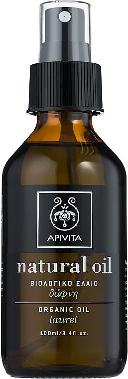 Ulei natural de dafin - Apivita Aromatherapy Organic Laurel Oil — Imagine N2