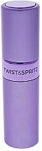 Parfumuri și produse cosmetice Atomizor - Travalo Twist & Spritz Light Purple