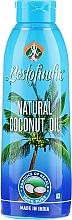 Parfumuri și produse cosmetice Ulei de nucă de cocos pentru păr și corp - Bestofindia Natural Coconut Oil