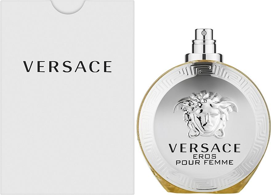 Versace Eros Pour Femme - Apă de parfum (tester fără capac) — Imagine N2