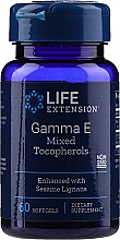 "Parfumuri și produse cosmetice Supliment alimentar ""Gamma E"" - Life Extension Gamma E Mixed Tocopherols"