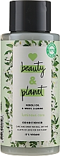 """Parfumuri și produse cosmetice Balsam de păr """"Ulei de Neroli și Iasomie Albă"""" - Love Beauty&Planet Neroli Oil & White Jasmine Conditioner"""