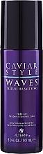 Parfumuri și produse cosmetice Spray de texturare cu sare de mare - Alterna Caviar Style Texture Sea Salt Spray