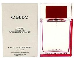 Carolina Herrera Chic - Apă de parfum (tester cu capac) — Imagine N4