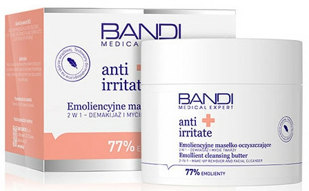 Ulei hidrofil - Bandi Medical Expert Anti Irritated Emollient Cleansing Butter