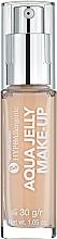 Parfumuri și produse cosmetice Cermă-Gel Fond de ten hidratant - Bell Hypoallergenic Aqua Jelly Make-Up