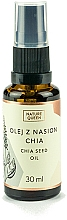 Parfumuri și produse cosmetice Ulei de semințe de Chia - Nature Queen Chia Seed Oil