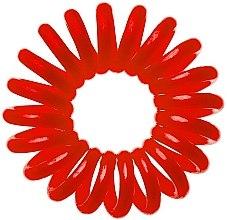 Parfumuri și produse cosmetice Elastic de păr - Invisibobble Raspberry Red