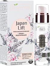 Parfumuri și produse cosmetice Ser facial - Bielenda Japan Lift Serum
