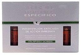 Parfumuri și produse cosmetice Fiole împotriva căderii părului - Verdimill Professional Ampoules Fall Protection Shock Treatment