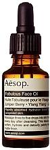 Parfumuri și produse cosmetice Ulei de față - Aesop Fabulous Face Oil