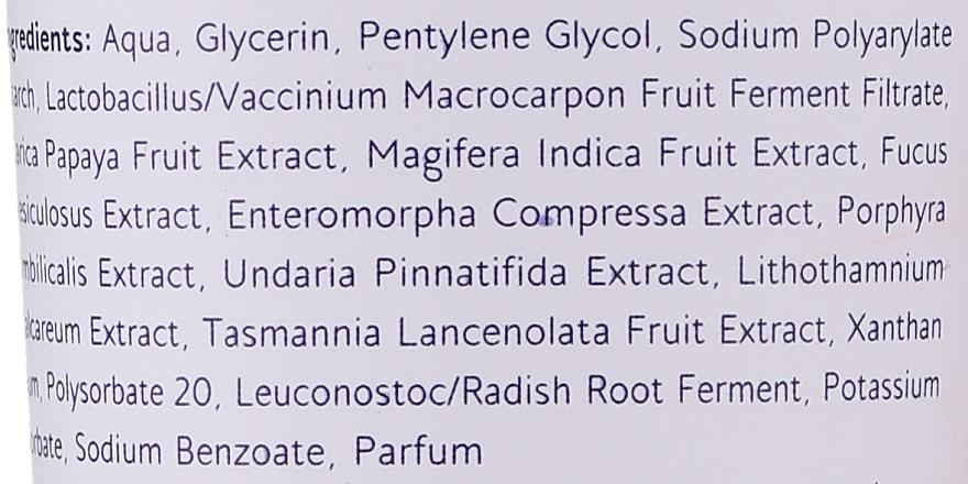 Peeling enzimatic pentru față - Sensum Mare Algopure Gentle Enzyme Facial Exfoliator — Imagine N3